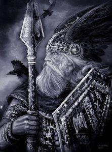 Grey Odin